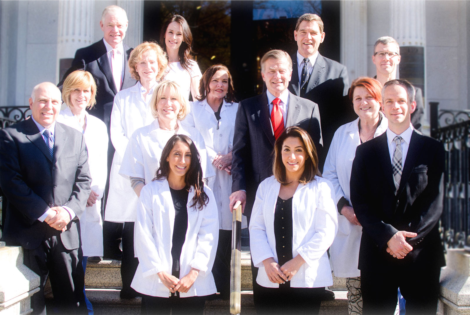 The Boston Center Trained & Certified Medical Staff of